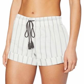 Skiny Women's Damen Hose Lang Summer Loungewear Shorts
