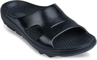 Spenco Orthotic Men's Slide Sandals - Fusion Fade