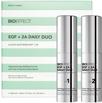 BIOEFFECT EGF + 2A Daily Duo (30ml)