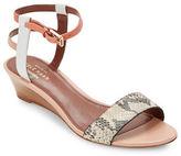 Cole Haan Ayana Demi-Wedge Sandals