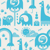 Jonathan Adler Junior Jungle Wallpaper