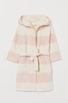 H&M Cotton terry dressing gown