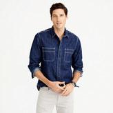 Wallace & Barnes Selvedge Denim Shirt
