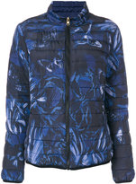 Just Cavalli embroidered bomber jacket