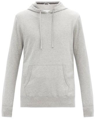 Reigning Champ Pima Cotton-jersey Hooded Sweatshirt - Grey
