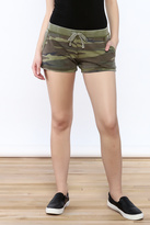 z supply Camouflage Jogger Short