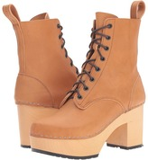 Swedish Hasbeens Lace-Up Boot