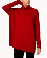 Eileen Fisher Merino Wool Turtleneck Sweater, Regular & Petite