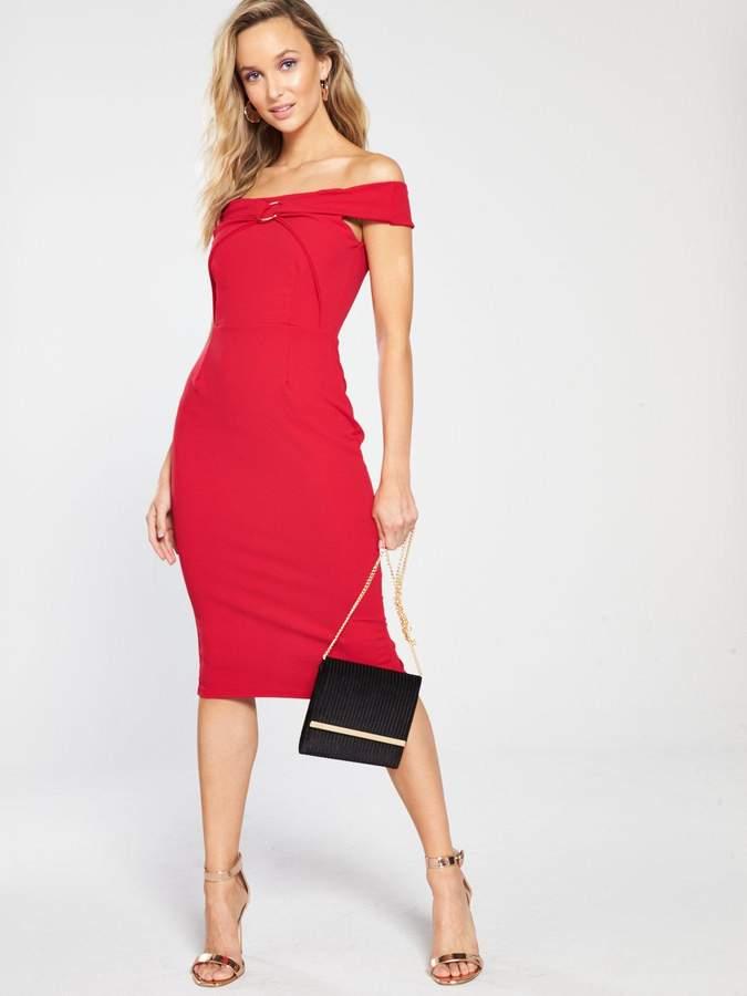 69b0af2e110003 Girls On Film Midi Dresses - ShopStyle UK