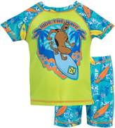 Scooby-Doo Boys' Two Piece Swim Set