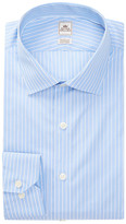 Van Heusen PHILLIPS Striped Slim Fit Dress Shirt