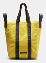 Marni Canvas Tote Bag in Yellow