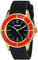 Versus By Versace Men's SGM120014 TOKYO Analog Display Quartz Black Watch