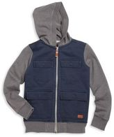 7 For All Mankind Little Boy's & Boy's Colorblock Hoodie