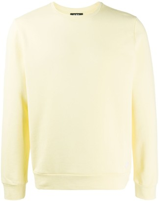A.P.C. Embroidered Jumper