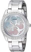 GUESS Women's Japanese Quartz Watch with Stainless-Steel Strap