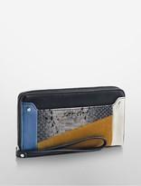 Calvin Klein Davin Zip Continental Wallet