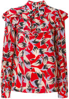 No.21 printed blouse - women - Silk - 40