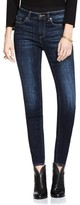 Petite Women's Two By Vince Camuto Classic Five-Pocket Skinny Jeans