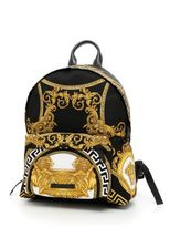 Versace Backpack With Iconic Print