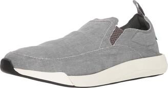 Sanuk Chiba Quest Sneaker grey 08/09 M US (Unisex)