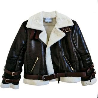Blackburd Brown Aviator Jacket