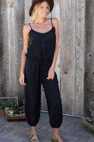 Tysa Claudette Jumpsuit In Black
