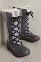 Sorel Tivoli Lace-Up Boots