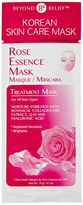 Beyond Belief Korean Skin Care Rose Essence Mask
