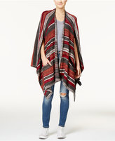 Volcom Juniors' Head Honcho Printed Poncho