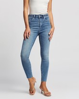 Thumbnail for your product : Neuw Women's Blue Skinny - Marilyn Skinny Jeans - Size 31 at The Iconic