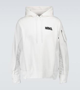 Nike x sacai U NRG RH hooded sweatshirt