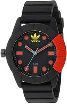 adidas Men's 'ADH-1969' Quartz Plastic and Silicone Casual Watch, Color: (Model: ADH3176)