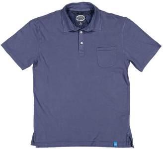 Panareha Daiquiri Pocket Polo in Blue