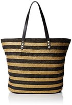 San Diego Hat Company Women's Tote Bag with Zippered Pocket