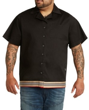 Mvp Collections By Mo Vaughn Productions Mvp Collections Men's Big & Tall Bowling Shirt