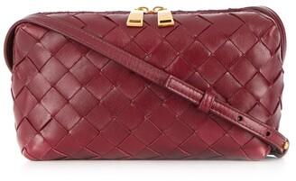 Bottega Veneta Intrecciato Weave Mini Bag