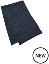 Ted Baker Twisted Cable Knitted Scarf