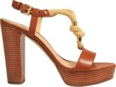 MICHAEL Michael Kors Holly platform sandal