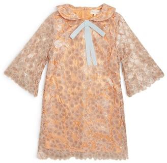 Bleu Comme Gris Lace Iduna Dress (2-12 Years)