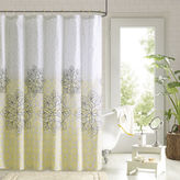 Asstd National Brand 90 by Design Lab Jessica Shower Curtain and Hook Set