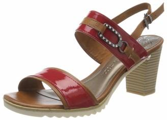 Marco Tozzi Women's 2-2-28704-24 Ankle Strap Sandals