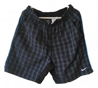 Nike Navy Synthetic Swimwear