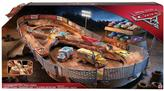 Disney Cars 3 Thunder Hollow Criss-Cross Track Set