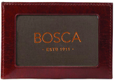 Bosca Men's Old Leather Weekend Wallet