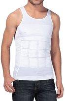 uxcell® Body Shaper Waist Trainer Cincher Underbust Corset Shapewear Skin Color