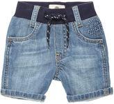 Timberland Baby Boys Denim Bermuda Shorts