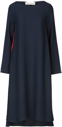 SHIRTAPORTER Knee-length dresses