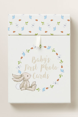 Seed Heritage My First Bunny Card