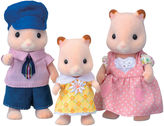 International Playthings Calico Critters Fluffy Hamster Family